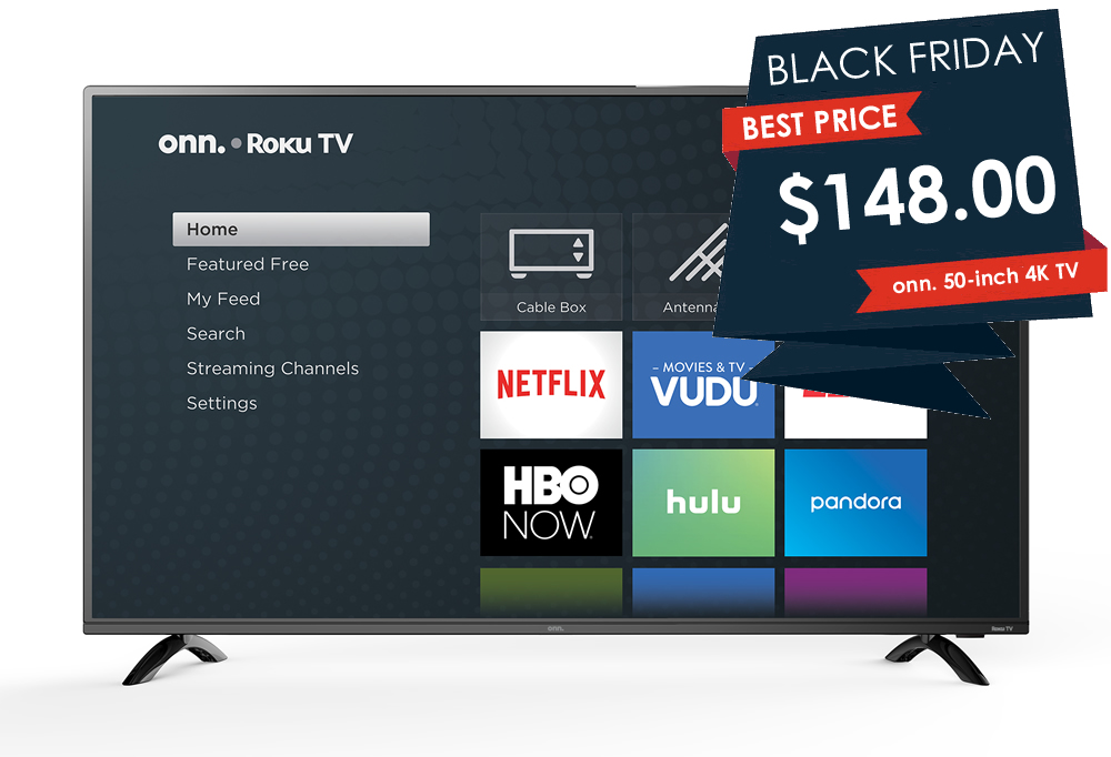 Here S The Cheapest 50 Inch 4k Tvs On Black Friday 2019