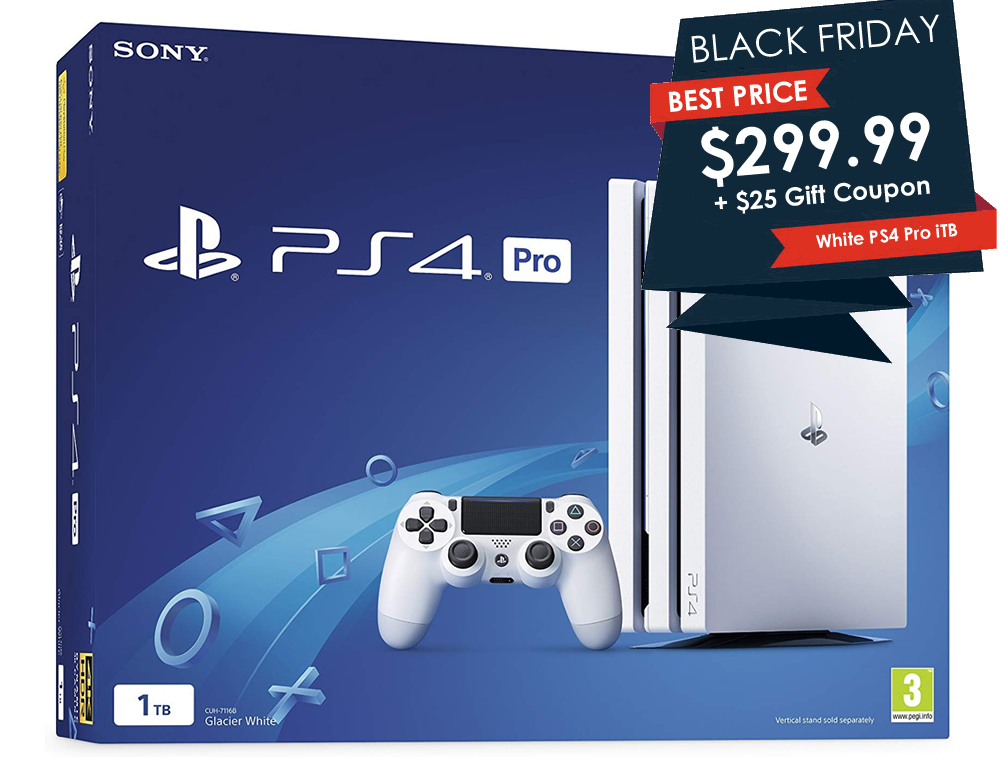 Heres The Cheapest Ps4 On Black Friday 2019
