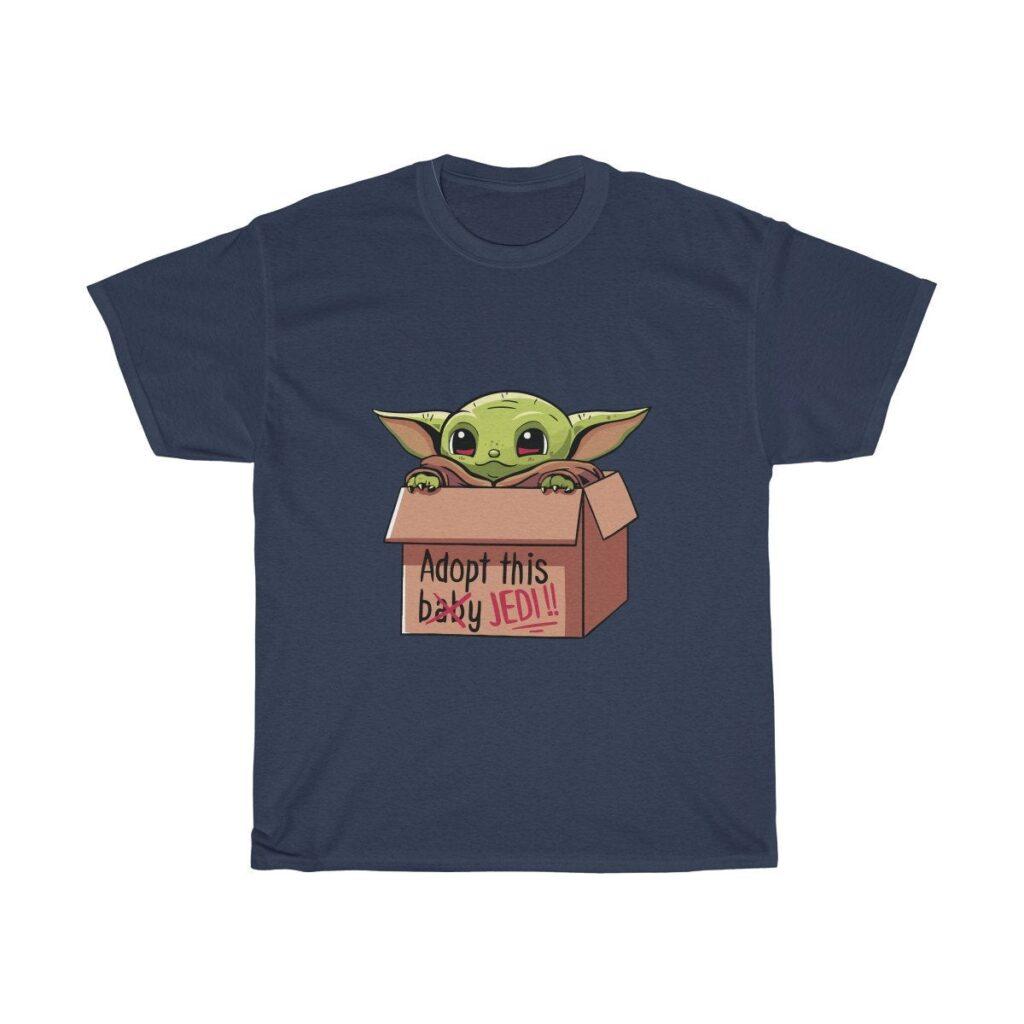 adopt-baby-jedi-shirt