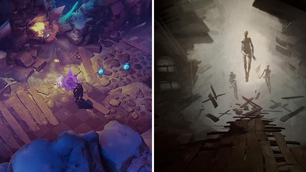 darksiders dreams video game