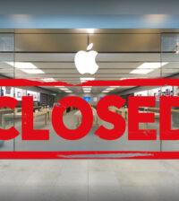 apple-store-closed