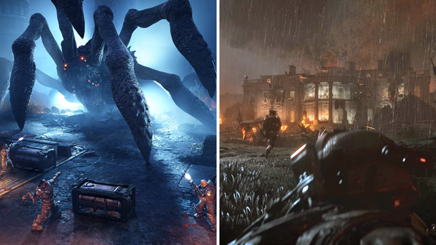 gears call of duty video games