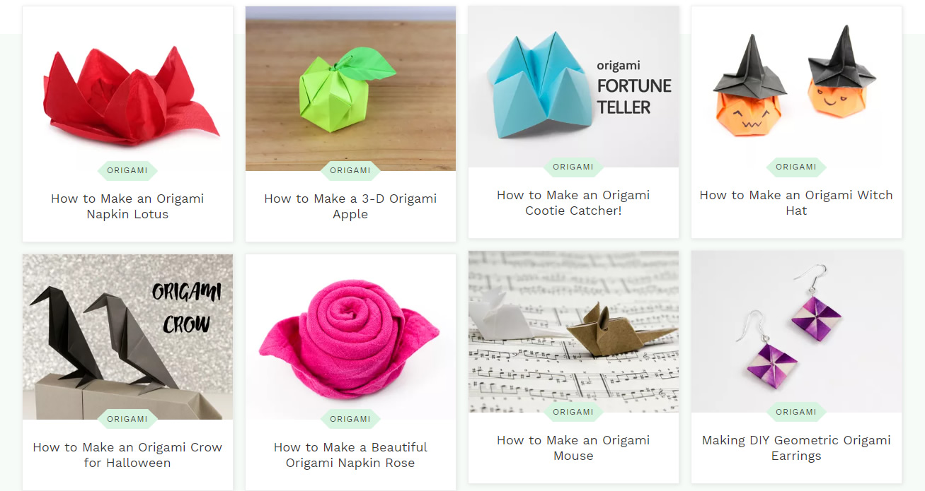 Easy Paper Napkin Folding Ideas | Chinet® | 695x1307