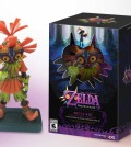 The Legend of Zelda: Majora's Mask 3D Skull Kid Figurine Bundle Gamestop