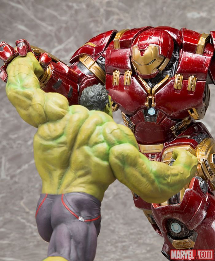 The Avengers Age Of Ultron Figures Are Beginning To Roll In